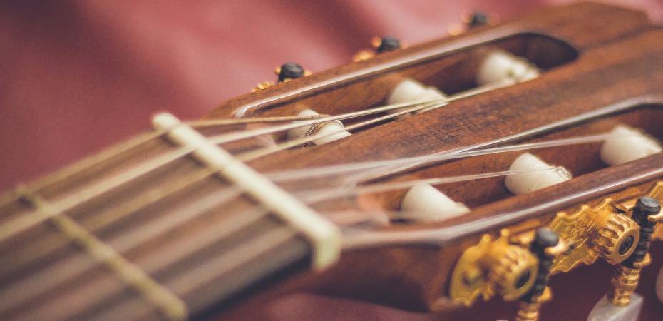 choisir ses cordes de guitare