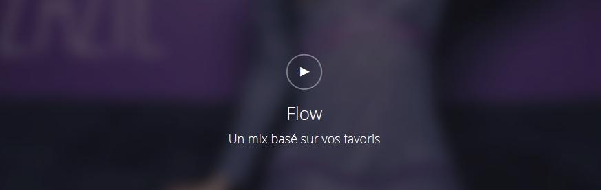 Flow sur Deezer